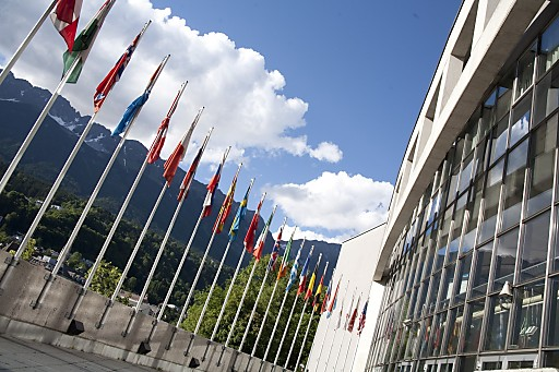 Kongresszentrum Innsbruck Außenansicht