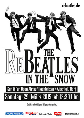 Bild zu THE ReBeatles IN THE SNOW