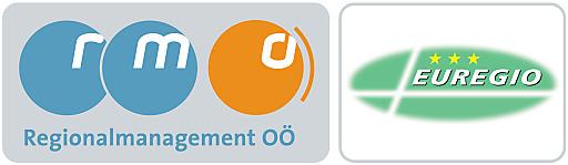BILD zu TP/OTS - Kombinationslogo Regionalmanagement OÖ - EUREGIO