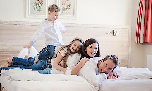 Seehotel Jägerwirt ist das Romantik Hotel für Familien