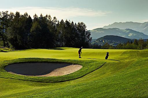 """Der """"Leading Golf Course"""" bietet den Gästen ein vielseitiges Golferlebnis."""