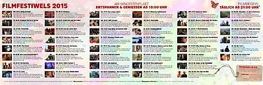 FilmfestiWels 2015: Das ist sommerfrisches Kino!