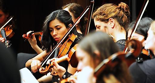 Die Junge Philharmonie wird in Bad Kleinkirchheim ein exklusives Open Air Konzert geben