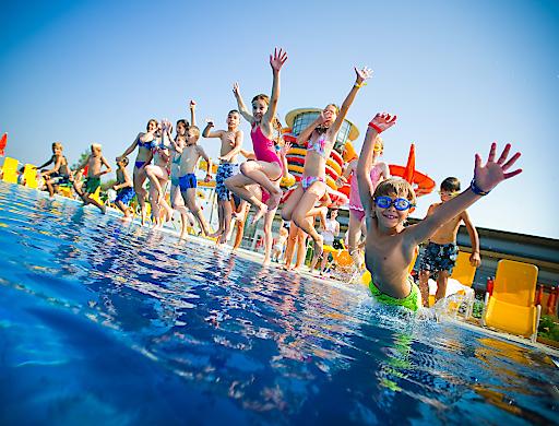 Sommer, Sonne,  Familienspaß der<br /> Extraklasse
