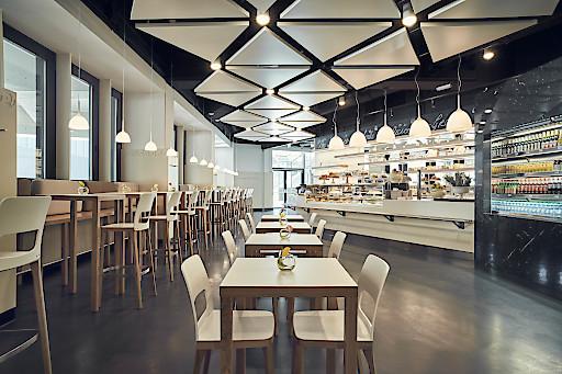 Cafè Motto im Austria Center Vienna