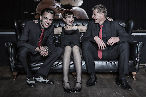 Rhythm & Heels beim Haller Knödelfest 2015