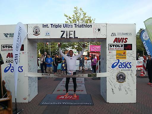 7. - 10. Juli 2016 Triple-Ultra-Triathlon im Rogner Bad Blumau. Vorbild für den Sportevent 2016 ist heute bereits Philipp Mayer mit seinem Finish beim Triple-Ultra-Triathlon in Lensahn (Deutschland)