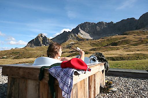 Hochgenüsse der Alpen