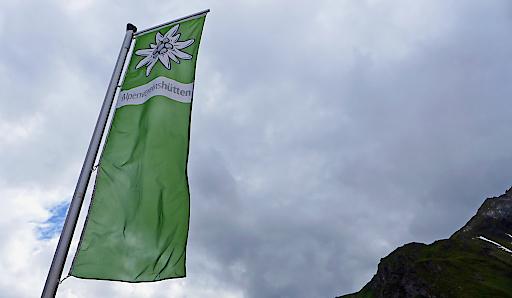 Erfolgreiche Saison für die Alpenvereinshütten.