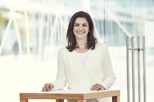 Dr. Susanne Baumann-Söllner, Direktorin Austria Center Vienna