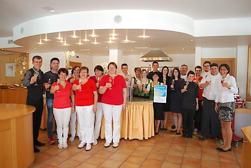 Das ****Hotel SeeRose startet mit dem HolidayCheck Award 2016 in das neue Jahr. Das Kärntner Hotel in Bodensdorf zählt somit zu den beliebtesten Hotels weltweit.