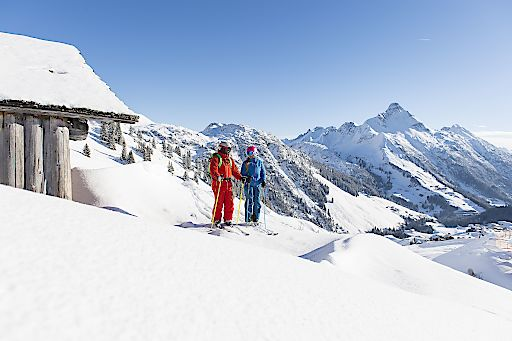 Pulverschnee & Skigenuss im Bregenzerwald