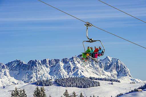 """SkiWelt Wilder Kaiser - Brixental - Über 52.000 Gäste haben an einer europaweiten Umfrage des Ski-Portals """"Snowplaza"""" das Skigebiet SkiWelt Wilder Kaiser-Brixental auf den 2. Platz gewählt"""