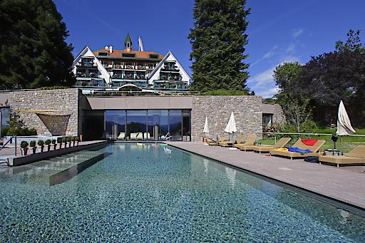 Parkhotel Holzner in Oberbozen, Südtirol