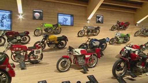 Einmalige Ps Sch Tze Im Top Mountain Motorcycle Museum In