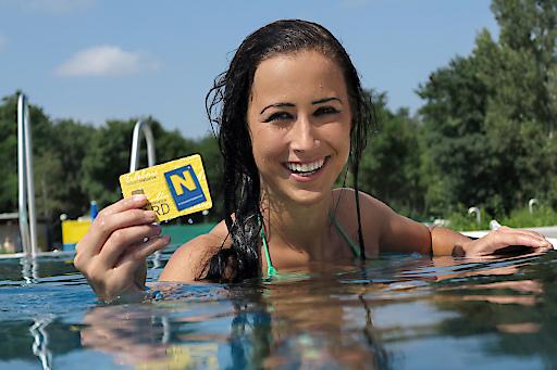 Badespaß mit der Niederösterreich-CARD