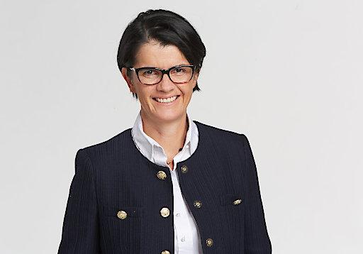 Bundesspartenobfrau Petra Nocker-Schwarzenbacher