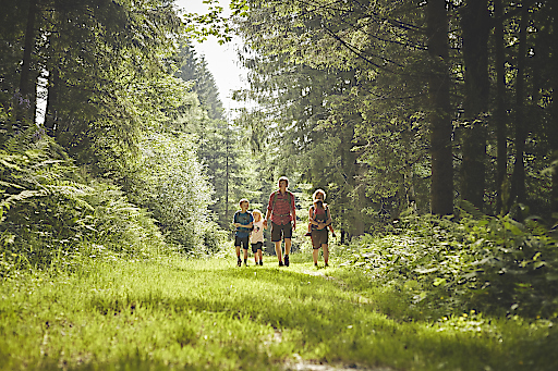 Abenteuer-Wochenende in Mönichkirchen am Wechsel, in den Wiener Alpen.