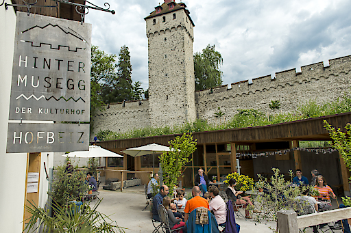 Hof Hinter Musegg Luzern