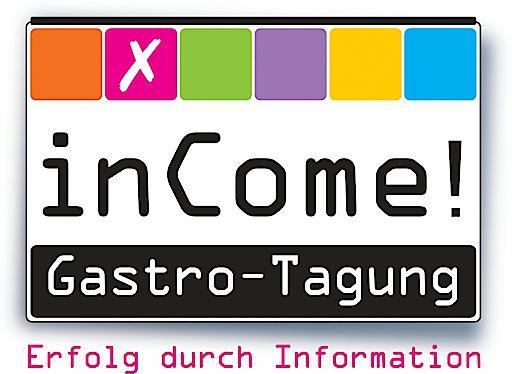 Die inCome! Gastro-Tagung soll einen Beitrag zu Ihrem weiteren Geschäftserfolg leisten. Mit fundierter Information, neueste Technologien und individueller Beratung.