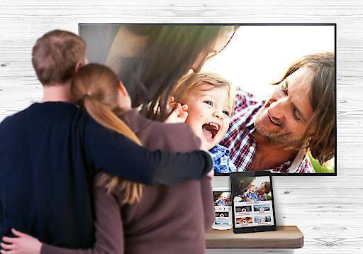 Smart-TV und Entertainment Lösung von goingsoft