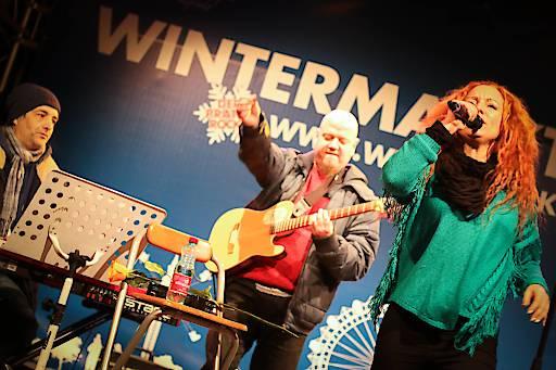 Prater Wien GmbH / Live Konzerte am Wintermarkt am Riesenradplatz / DaNiddl