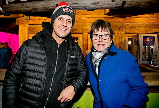 Annemarie Moser-Pröll, Milow, Meet and Greet, Winterstart hoch2, Skiopening, Wagrain, Wagrain-Kleinarl, Salzburg, 20161209, (c)wildbild