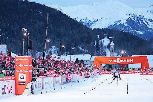FIS Tour de Ski in Val Müstair