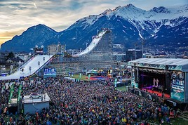 Bild zu Innsbruck - home of freestyle