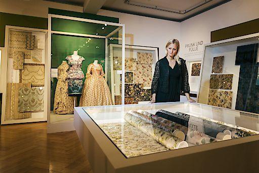 Textilmuseum St.Gallen.