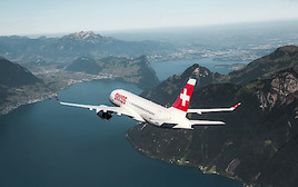Fotograf: Swiss International Air Lines, Fotocredit: Swiss International Air Lines