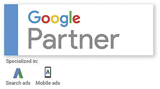 ncm spezialisiert auf AdWords Kampagnen und von Google zertifiziert