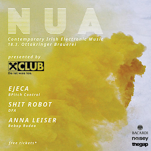 "NUA DJ-Programm ""Alte Technik"""