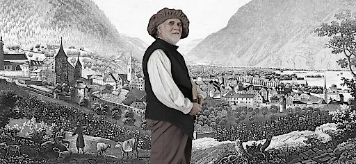 Reformation Comander, Chur