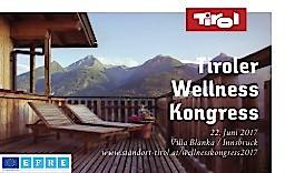 Tiroler Wellness Kongress 2017