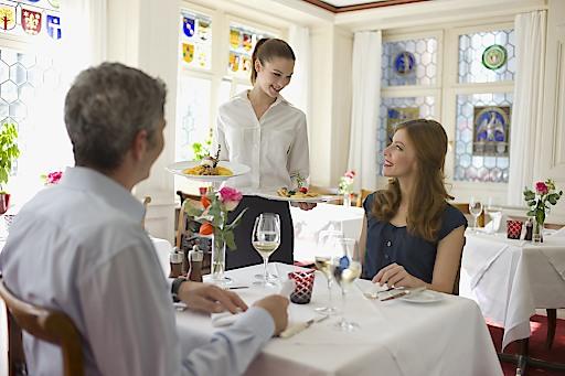 Zunfthaus zur Waag, Restaurant