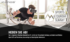 Bild zu Sports & Tourism Summit 27. Juli 2017