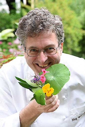 Portrait Spitzenkoch Jörg Wörther