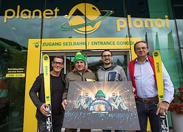 Bild zu Ö3 Ski-Opening Schladming 2017 THE NEXT LEVEL 1.12.2017 Planai Stadion