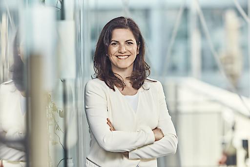 Vorständin Susanne Baumann-Söllner