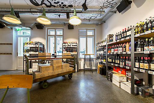 Just Taste Weinshop.Bar Stubenring 16