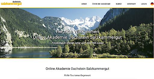 Digitale Schulungsplattform für Vermieter und Tourismuspartner im Dachstein Salzkammergut