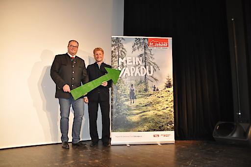 Obmann Josef Grander & Geschäftsführer Gernot Riedel blicken zuversichtlich in die Zukunft der Region