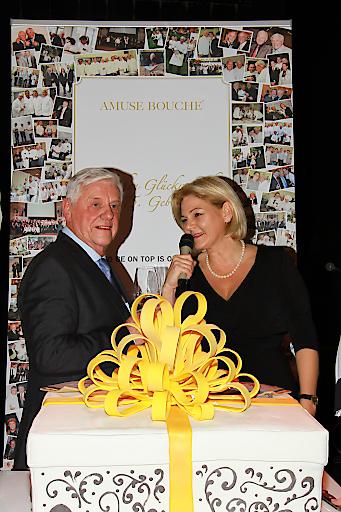 Kochlegende Werner Matt und Piroska Payer, Amuse Bouche