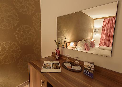 Enziana Zimmer/Enziana Hotel Vienna