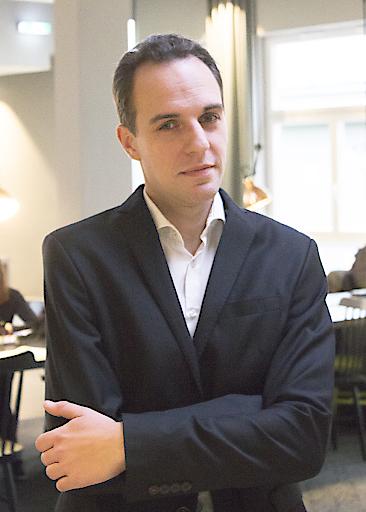 Thomas Hertkorn möchte mit A&O Hotels and Hostels in neue Sphären vorstoßen.