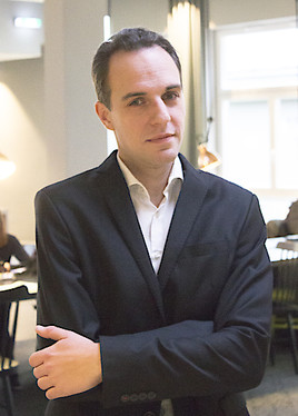Bild zu Neuer Head of Marketing bei aohostels.com: Thomas Hertkorn