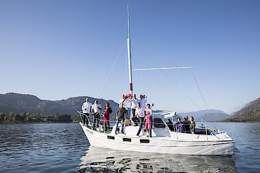 Das Genussfestival KÜCHENKULT 2018 in der Region Villach - Faaker See - Ossiacher See: eine kulinarische Kreuzfahrt in 13 Stationen!