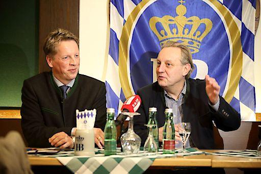 Pressegespräch zum Neustart des Hofbräu zum Rathaus