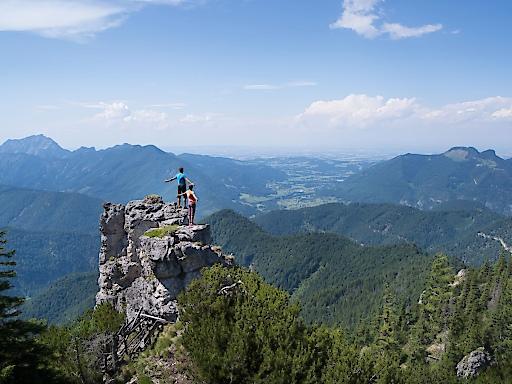 WALDNESS, wie hier im Almtal in Oberösterreich, bietet zukünftig europaweit ein Natur- und Gesundheitsangebot im natürlichen Umfeld - qualitätsvoll und in unterschiedlichsten Landschaften!